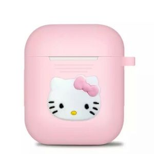 New Hello Kitty AirPods Silicone Protective Case